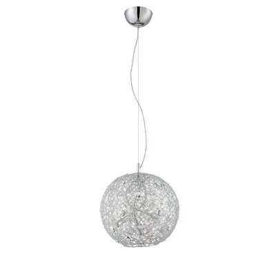 Solaro 3-Light Globe Pendant