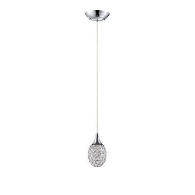 Crys 1-Light Mini Pendant