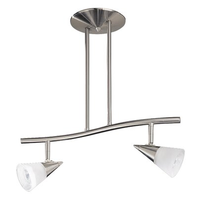 Apex 2-Light Kitchen Island Pendant