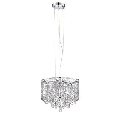 Solaro 5-Light Drum Chandelier