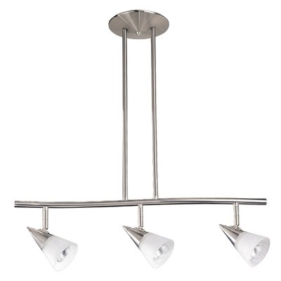 Apex 3-Light Kitchen Island Pendant
