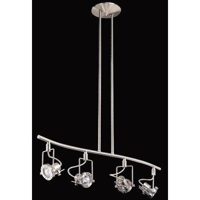 Eris 4-Light Kitchen Island Pendant