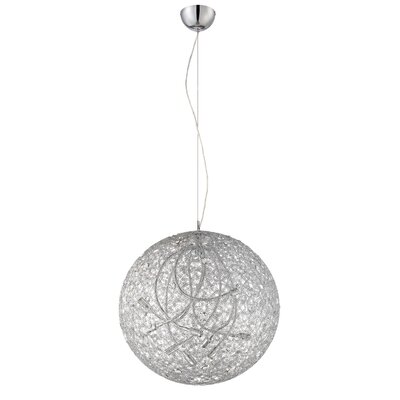 Solaro 9-Light Globe Pendant