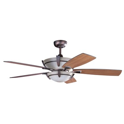52 Calavera 5-Blade Ceiling Fan with Wall Remote