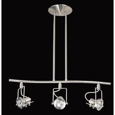Eris 3-Light Kitchen Island Pendant