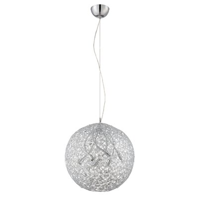 Solaro 6-Light Globe Pendant