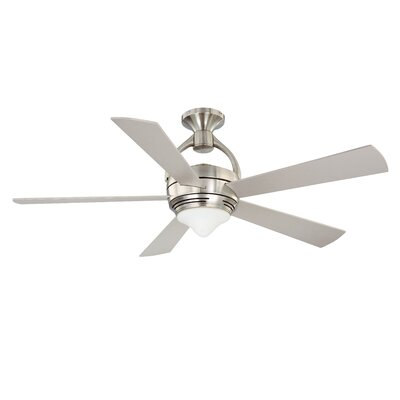 52 Premia 5-Blade Ceiling Fan with Wall Remote