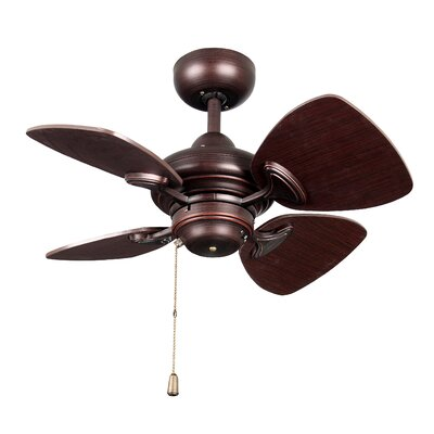 24 Aires 4-Blade Ceiling Fan Finish: Copper Bronze