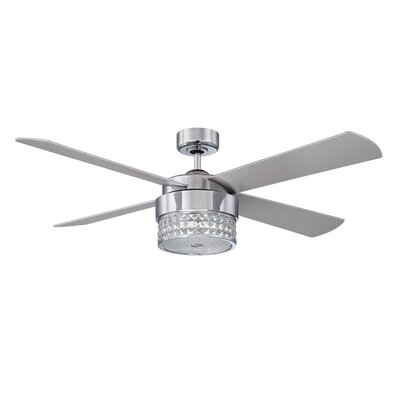52 Celestra 4-Blade Celling Fan with Wall Remote