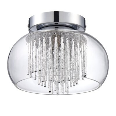Piccolo 1-Light Flush Mount
