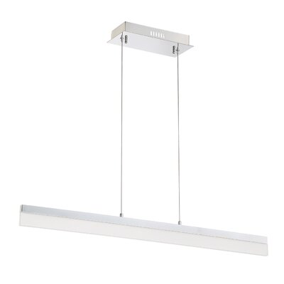 Apodaca LED Kitchen Island Pendant