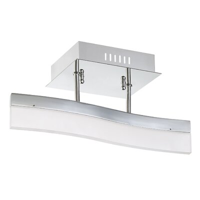 Apgar LED Semi Flush Mount