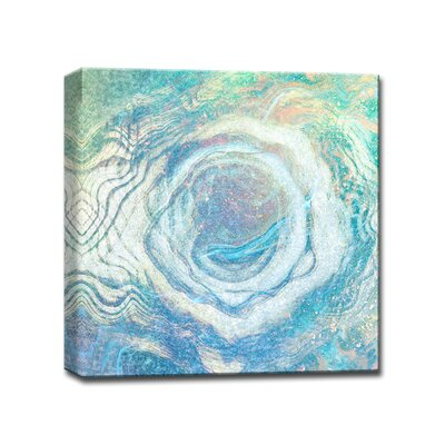 Enigma Graphic Art on Wrapped Canvas Size: 30