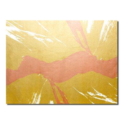 'Gilt Mod VI' Painting Print Size: 12