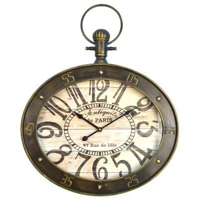 Pocket Watch Clock H00271