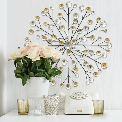 Metallic Wall Décor