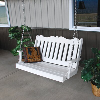 Royal English Porch Swing Bright - Product photo