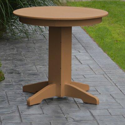 Dining Table Finish: Cedar