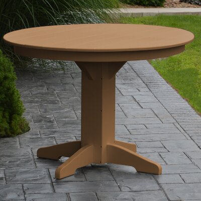 Nettie Dining Table Finish: Cedar