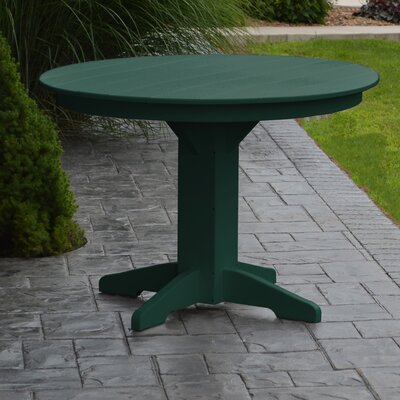 Nettie Dining Table Finish: Turf Green