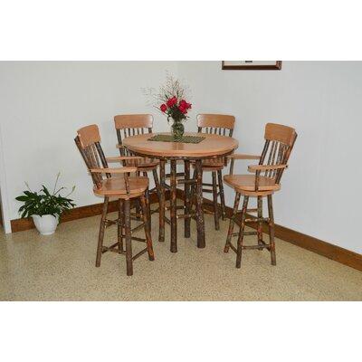 Hickory 5 Piece Dining Set