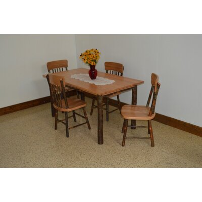 Hickory 5 Piece Dining Set