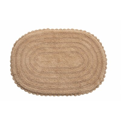 Elk Grove Bath Rug Color: Linen