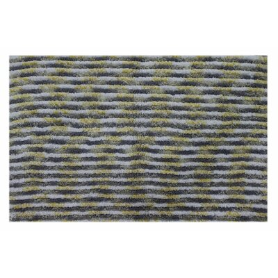 Brentwood Bath Rug Color: Yellow