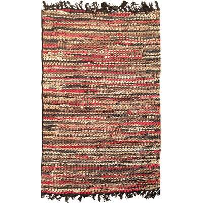 Recio Hand-Woven Area Rug Rug Size: Rectangle 2 x 3