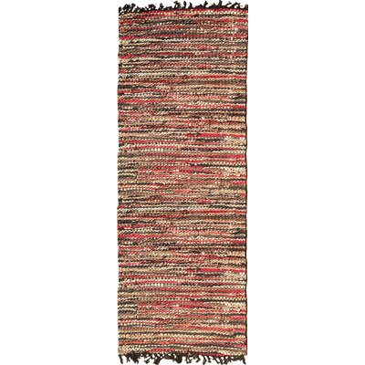 Rodeo Handmade Area Rug Rug Size: Runner 2 x 6