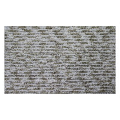 Brentwood Bath Rug Color: Beige