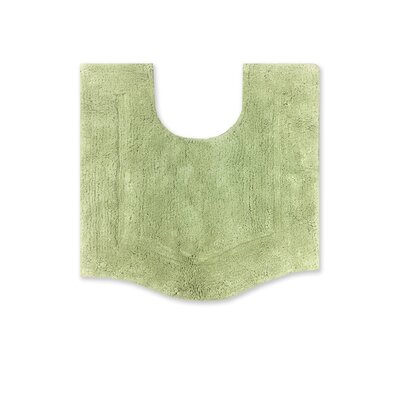 Waterford Contour Rug Color: Green