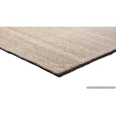 Hand-Woven Rectangle Birch Area Rug
