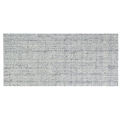 Hand-Woven Rectangle Dark Night Area Rug