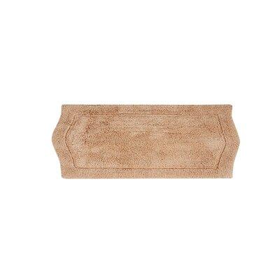 Shera Bath Rug Size: 22 W x 60 L, Color: Linen