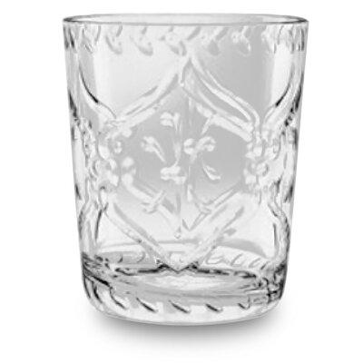 Scroll Cut 16oz. Old Fashioned Glass PSCDF160SCDC