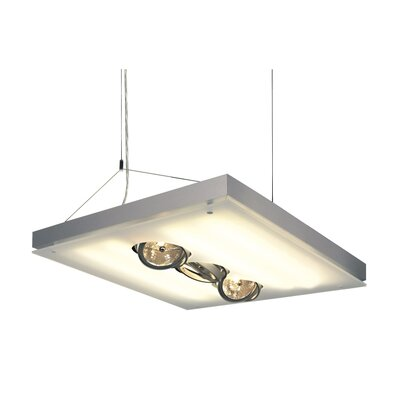 Grill 4 Light Pendant 7157112U
