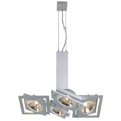 Tyro 4-Light Pendant