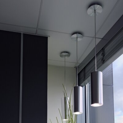 Enola 1-Light Mini Pendant Finish: Brushed Aluminum