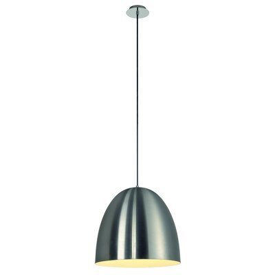 Balam 1-Light Metal Shade Mini Pendant
