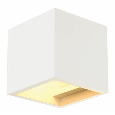 Rhymes Cube 1-Light Flush Mount