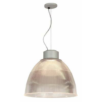 Para 1-Light LED Inverted Pendant