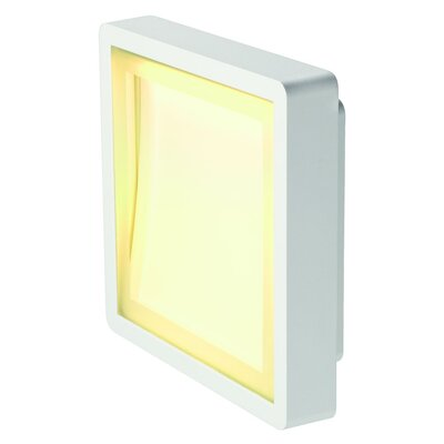Indigla 1-Light LED Flush Mount Finish: White