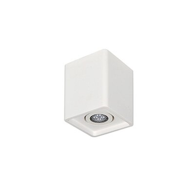 Plastra CL Square 1-Light LED Flush Mount
