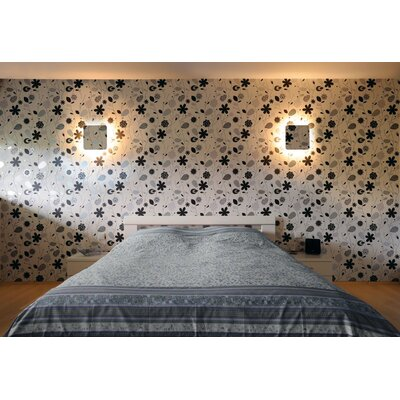 Plastra Square 1-Light LED Flush Mount