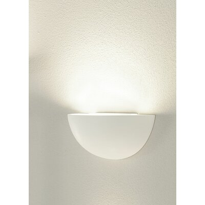 Plastra 1-Light Flush Mount