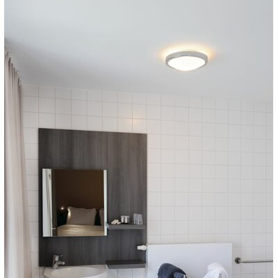 Corona 1-Light LED Flush Mount