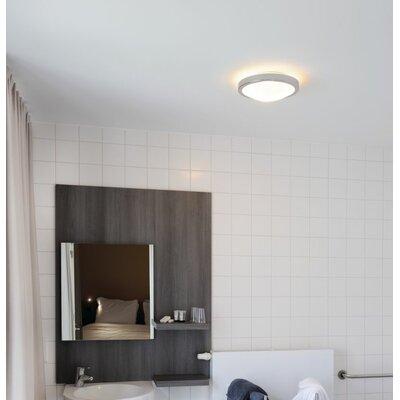 Corona 1-Light LED Flush Mount