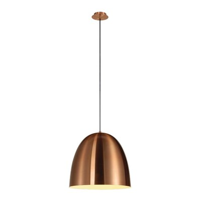 Balam Traditional 1-Light LED Mini Pendant