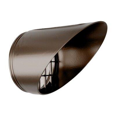 Shenandoah Snoot Oblique Lense or Filter Color: Bronze